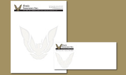 Stationary Design - Letterhead / Envelopes
