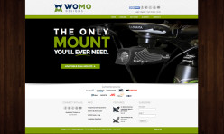 WOMO Designs Website Design